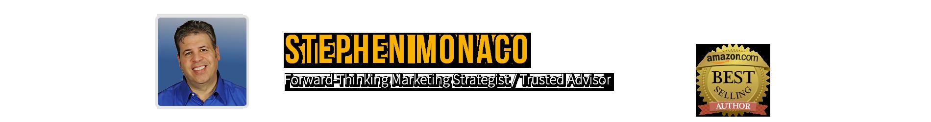 Stephen Monaco - Marketing Strategist