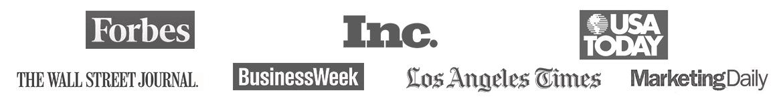 Media Company logos