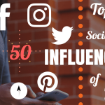 Stephen Monaco Among the Top 50 Social Media Influencers of 2017