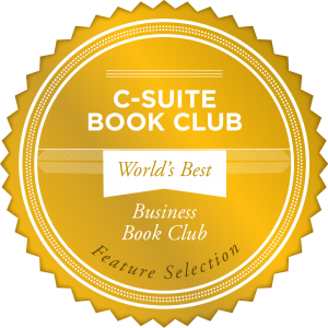 Stephen Monaco selected by C-Suite Book Club